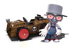 ModNation Racers: Lil Tinker