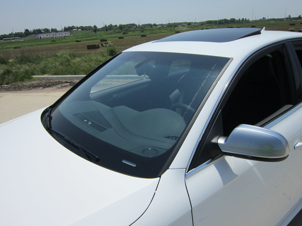 Front windshield tint suggestion - General Discussion ...