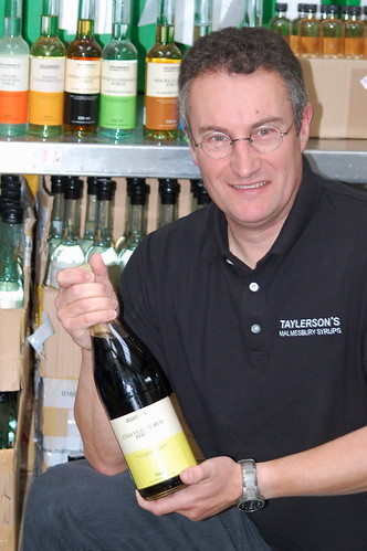 John  Taylerson of Taylerson's Malmesbury Syrups