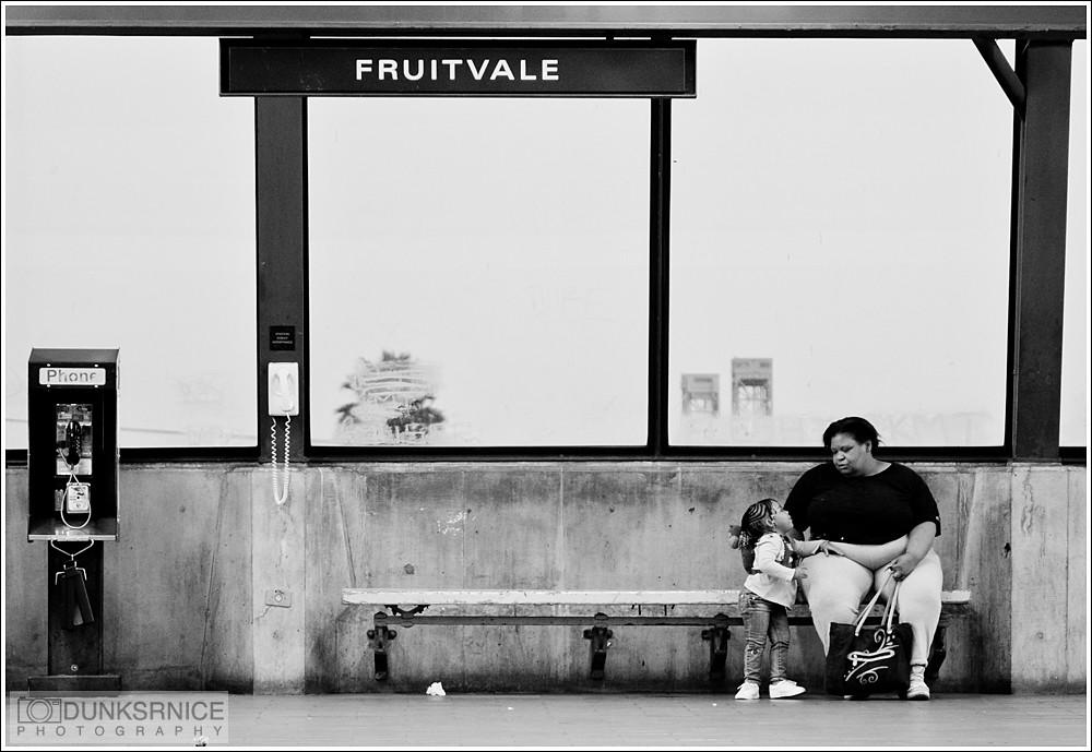 Fruitvale B&W.