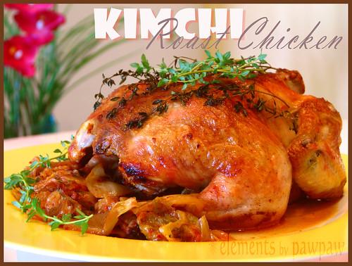 Kimchi Roast Chix