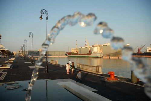 Veracruz- Arco de Agua