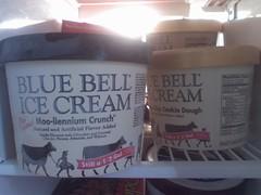 life-changing (amandakne) Tags: love amazing yum delicious icecream bluebell perfection lifechanging