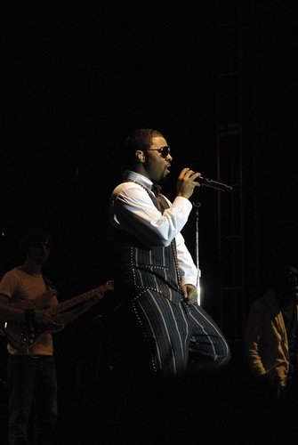 Musiq Soulchild at Emerald Queen Casino