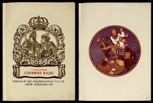 Cudowne bajki by Adolf Dygasinski - 1925
