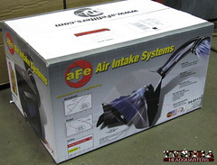 aFe Cold Air Intake for the Toyota Tundra 5.7