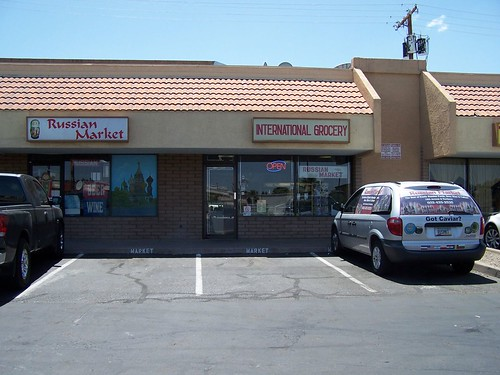 Another Russian Market in Phoenix