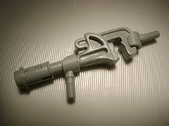 Assault Rifle minifig (Battledog) Tags: gun lego rifle creation minifig smg moc