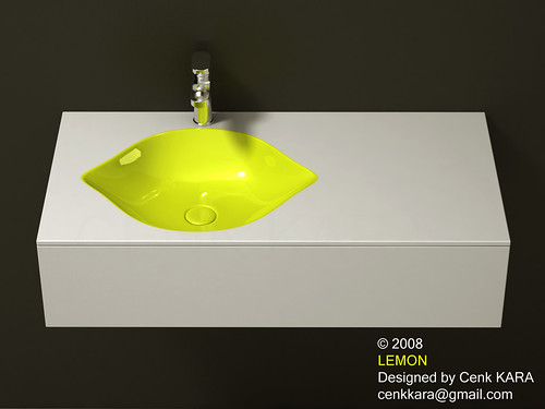 LEMON - Sink Design