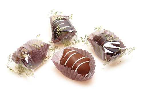 Chocolate Covered Dates from Dubai