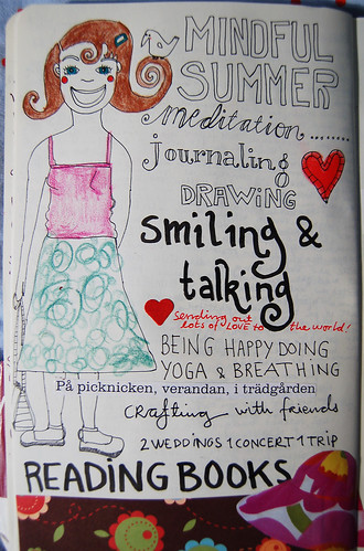 A Mindful Summer – Breathing in, breahthing out…