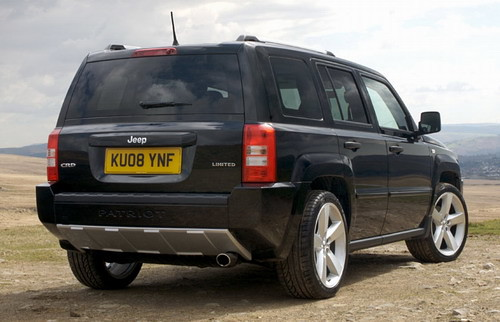 2008 Startech Jeep Patriot Photo