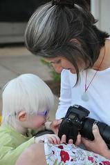I like this camera, Mama!