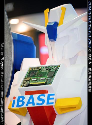 COMPUTEX 2008 - iBASE