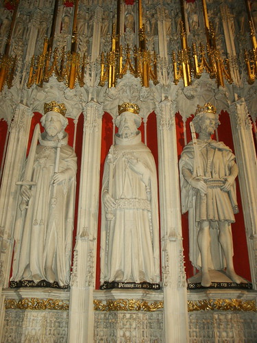 england sculpture art history architecture interior gothic churches cathedrals kings royalty memorials reliefs
