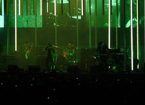 Radiohead live@Arena Civica