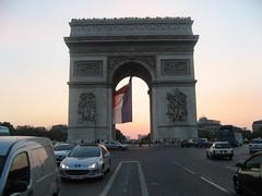 Arc de Triomphe (SaudiSoul) Tags: de arc triomphe