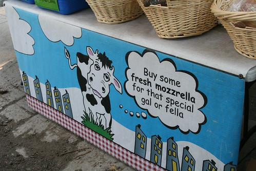 farmers market van vorst