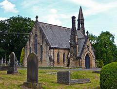 Mortuary Chapel, Bingley Cemetery 2