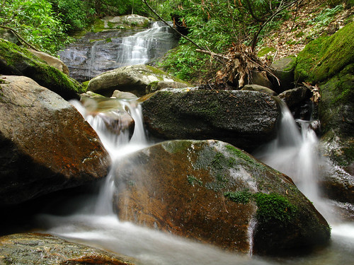 Kiesee Falls