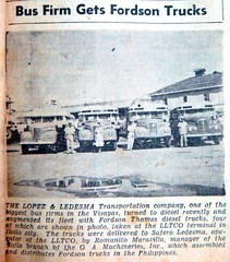 1956 LLTCo. (goriob) Tags: bus 1956 oldphotos lltco