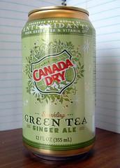 Tea Ginger Ale