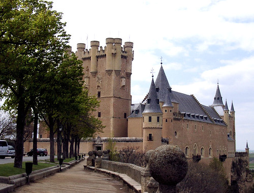 FairyTaleCastle.Segovia
