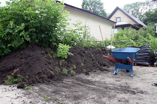Huge Pile of Dirt