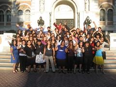 50 Peer Leaders at College Summit USC