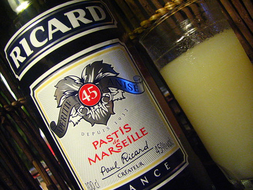 drink of the month june pastis we are never full
