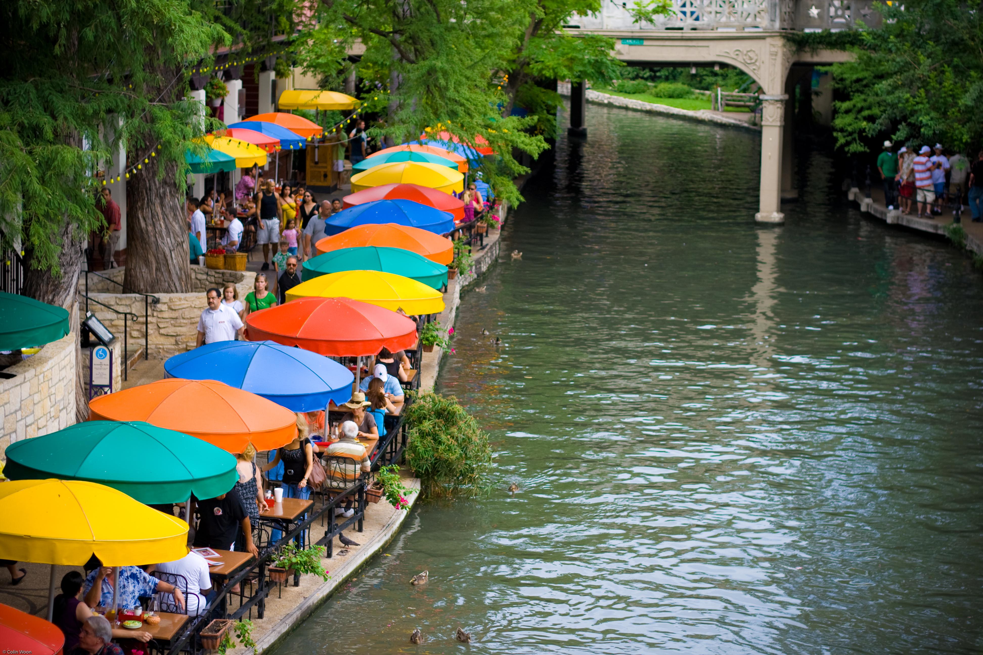 Colinwoon San Antonio Tx River Walk