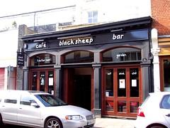 Black Sheep, Crystal Palace, SE19 (Ewan-M) Tags: england london crystalpalace blacksheep se19 blacksheepbar theblacksheep londonboroughoflambeth uppernorwood westowhill theblacksheepbar blacksheepcafebar theblacksheepcafebar