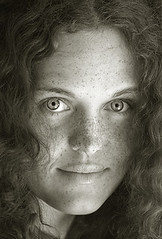 Portrait of Maria in B&W - a Black-and-white-portrait (Bahman Farzad) Tags: blackandwhite bw blackwhite blackandwhiteportrait outdoorsphotography outdoorportrait outdoorphotography availablelightportrait naturallightphotography naturallightportrait naturallightportraits availablelightportraits outdoorsportrait outdootsportrait