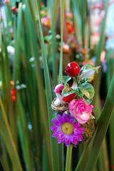 fake flowers (natlee) Tags: market pak khlong