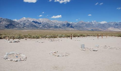 Manzanar - Cemetery