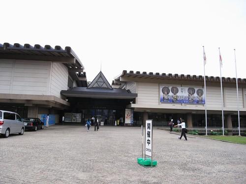 奈良国立博物館(国宝法隆寺金堂展)