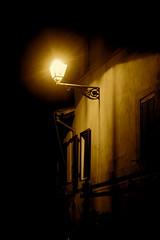 lights in the streets of Rome (turbo-skymaster) Tags: windows light night dark shining