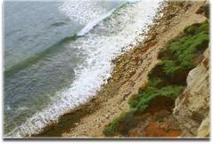 S h o r e l i n e (forty-onecrush) Tags: ocean ca pacific shoreline cliffs palosverdes lunadabay