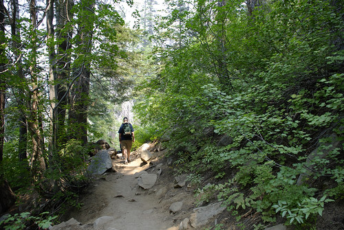 Eagle Lake/Eagle Falls Trail