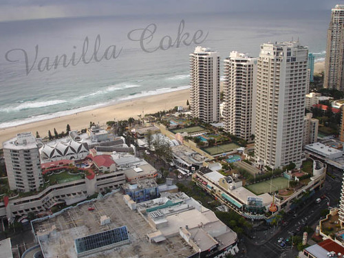 Surfers Paradise, Gold Coast - Australia <3