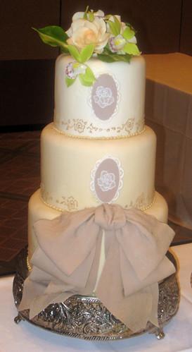 Exam Wedding cake