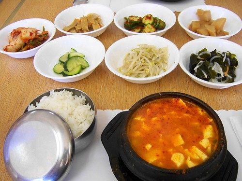 korean house dishes