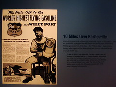wiley Post info (radargeek) Tags: history suit ok bartlesville winniemae wileypost pressurized phillipspetroleumcompanymuseum phillips77aviation