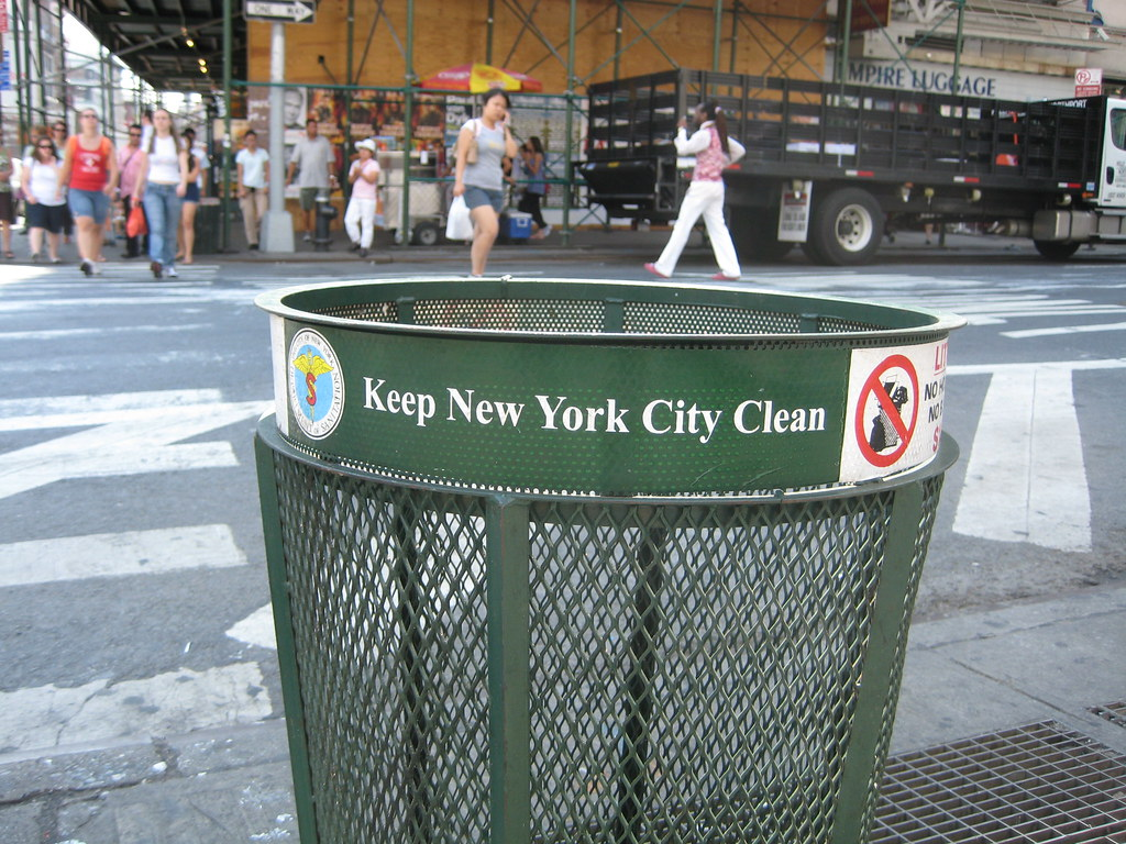 Keep New York City Clean