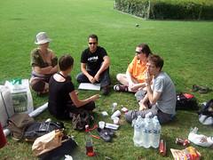 W3Café picnic