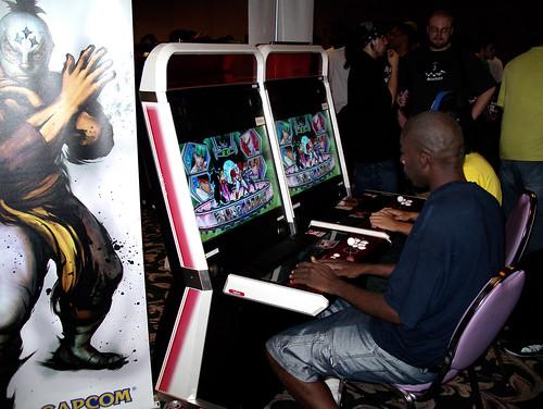 EVO 2008 - Tatsunoko vs. Capcom