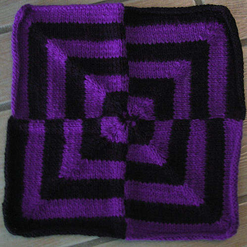 Afghan swap - square #2 received