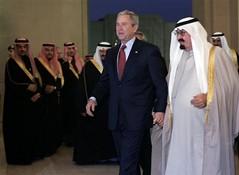 Bush US Mideast (wwer234) Tags: sau riyadh