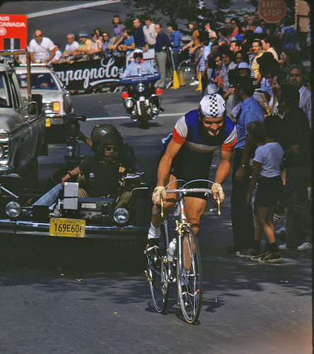 1974 Montreal World Championship Road Race - Bernard Thevenet