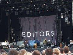 Editors @ Lancashire County Cricket Ground